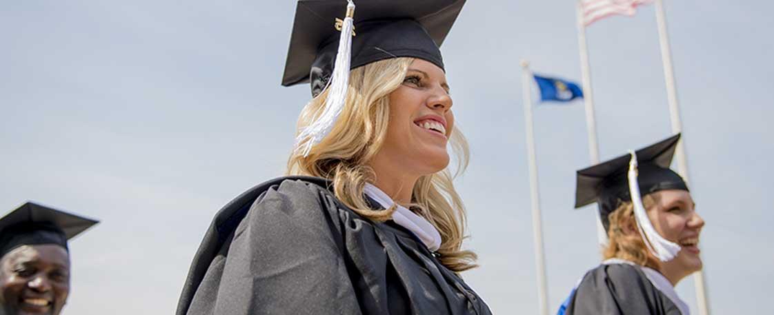 Lakeland University graduates