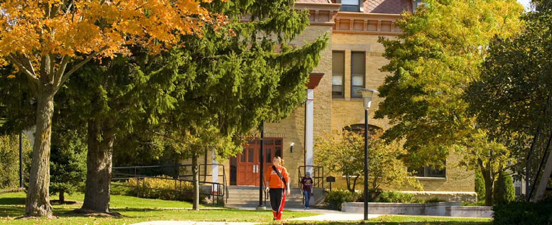 Lakeland University campus
